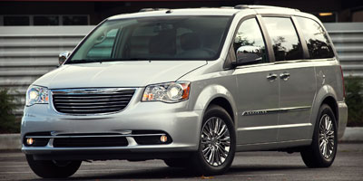 2011 Chrysler Town & Country Touring, AC9319, Photo 1