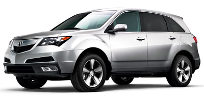 2011 Acura MDX AWD 4dr, 2665, Photo 1