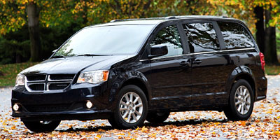 2013 Dodge Grand Caravan SE, AF58, Photo 1