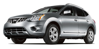 2011 Nissan Rogue SV, CC9207, Photo 1