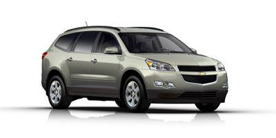 2012 Chevrolet Traverse LT w/1LT, 2664, Photo 1