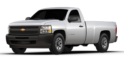 2013 Chevrolet Silverado 1500 Work Truck, AC9539, Photo 1