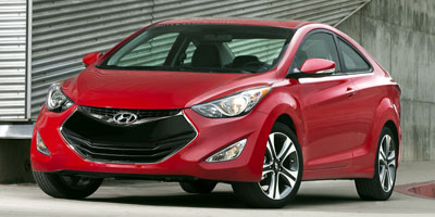 2013 Hyundai Elantra Coupe SE, CC9136, Photo 1