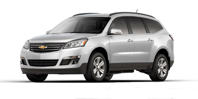 2013 Chevrolet Traverse LT, P9735, Photo 1