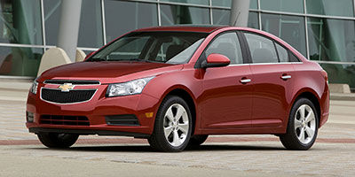 2014 Chevrolet Cruze LS, AC2020323, Photo 1