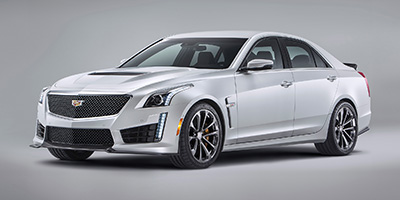 2017 Cadillac Cts V Sedan 4dr Sdn Ck0455a Photo