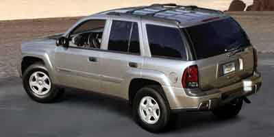 2004 Chevrolet TrailBlazer LS, P9725A, Photo 1