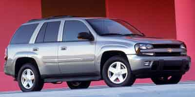2003 Chevrolet TrailBlazer LTZ, P9377A, Photo 1