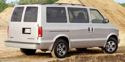 "2003 Chevrolet Astro Passenger Ext 111"" WB RWD, P11815A, Photo 1"