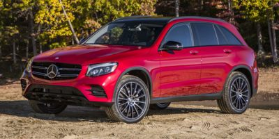 2016 Mercedes-Benz GLC RWD 4-door GLC 300, P4619, Photo 1