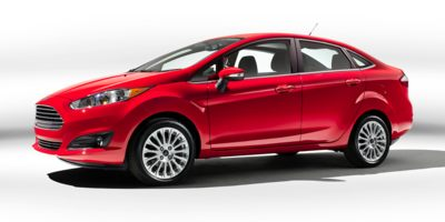 2017 Ford Fiesta SE Sedan, AC9120, Photo 1