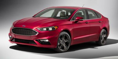 2018 Ford Fusion , P4440, Photo 1