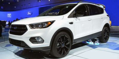 2018 Ford Escape SE 4WD, P4428, Photo 1