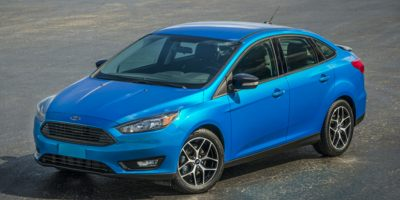 2018 Ford Focus SE Sedan, P4178, Photo 1