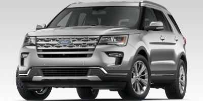 2018 Ford Explorer Limited FWD, PA9065, Photo 1