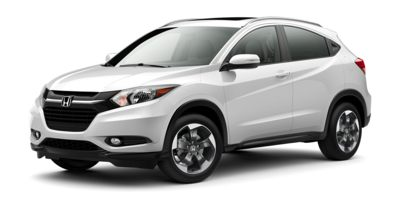 2018 Honda HR-V EX-L Navi AWD CVT, JM724406, Photo 1