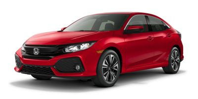 2018 Honda Civic Hatchback EX-L Navi CVT, JU216196, Photo 1