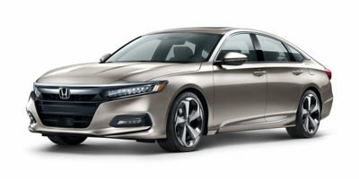 2018 Honda Accord Sedan Touring 1.5T CVT, JA027760, Photo 1