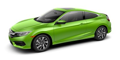2018 Honda Civic Coupe LX-P CVT, JH303305, Photo 1