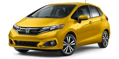 2019 Honda Fit EX CVT, KM716829, Photo 1
