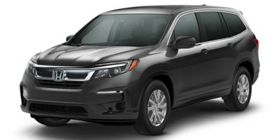 2019 Honda Pilot LX AWD, KB077395, Photo 1