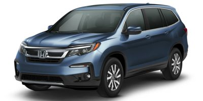 2019 Honda Pilot EX-L AWD w/Navi & RES, KB016479, Photo 1