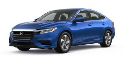 2019 Honda Insight EX CVT, KE014827, Photo 1