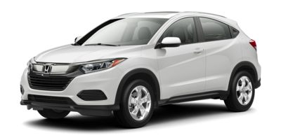 2019 Honda HR-V LX AWD CVT, KG724865, Photo 1