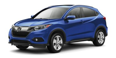 2019 Honda HR-V EX AWD CVT, KM736430, Photo 1