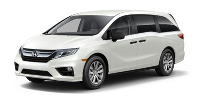 2019 Honda Odyssey LX Auto, KB100520, Photo 1