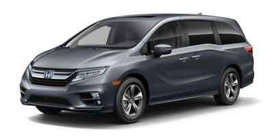 2019 Honda Odyssey Touring Auto, KB088011, Photo 1