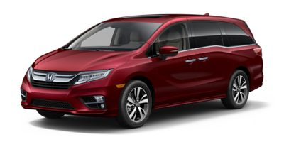 2019 Honda Odyssey Elite Auto, KB058982, Photo 1