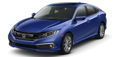 2019 Honda Civic Sedan EX CVT, KE017443, Photo 1