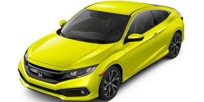 2019 Honda Civic Coupe Sport CVT, KH309963, Photo 1