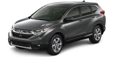 2019 Honda CR-V EX AWD, KL026528, Photo 1