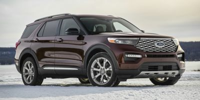 2020 Ford Explorer Limited RWD, EP20023, Photo 1