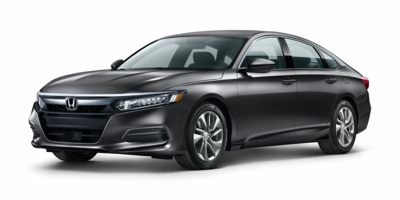 2019 Honda Accord LX 1.5T CVT, KA120786, Photo 1