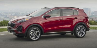 2020 Kia Sportage LX FWD, K4661, Photo 1