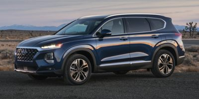 2020 Hyundai Santa Fe Limited 2.4L Auto FWD, 11110, Photo 1