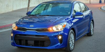 2020 Kia Rio LX IVT, K4709, Photo 1