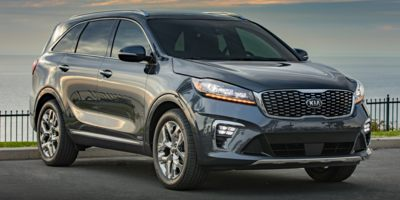 2020 Kia Sorento EX V6 FWD, K20457, Photo 1
