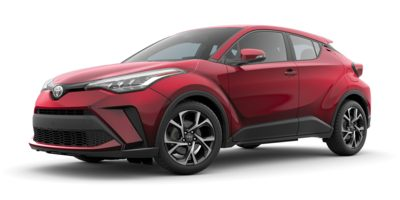 2021 Toyota C-HR XLE FWD, 00321496, Photo 1
