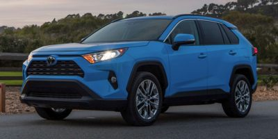 2021 Toyota RAV4 XLE Premium AWD, 00321530, Photo 1