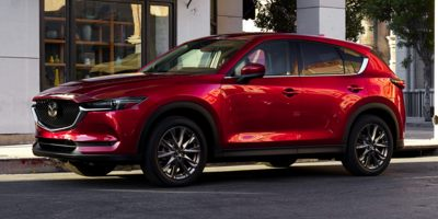 2021 Mazda Cx-5 Carbon Edition Turbo FWD, NM0690, Photo 1