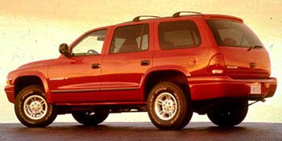 1998 Dodge Durango 4-door 4WD, H16229TB, Photo 1