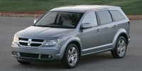 Used, 2009 Dodge Journey R/T, Silver, AC8475-1