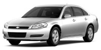 Used, 2009 Chevrolet Impala 3.5L LT, Silver, P9727A-1