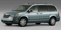 Used, 2009 Chrysler Town & Country Touring, Silver, CC8130-1