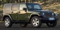 Used, 2009 Jeep Wrangler Unlimited RWD 4-door X, Black, 2641245B-1