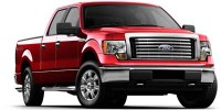 Used, 2010 Ford F-150 XLT, Black, T32319A-1